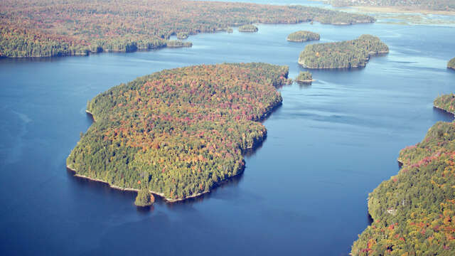 Single Family for Sale at 1 County Line Island Tupper Lake, New York 12986 United States