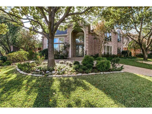 Single Family for Sale at 4960 Cape Coral Drive Dallas, Texas 75287 United States