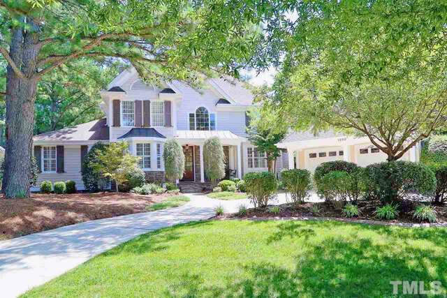 Single Family for Sale at 1300 Heritage Club Avenue Wake Forest, North Carolina 27587 United States