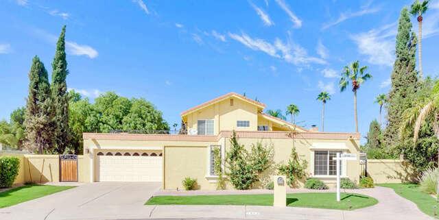 Single Family for Sale at 7462 E Raintree Ct Scottsdale, Arizona 85258 United States