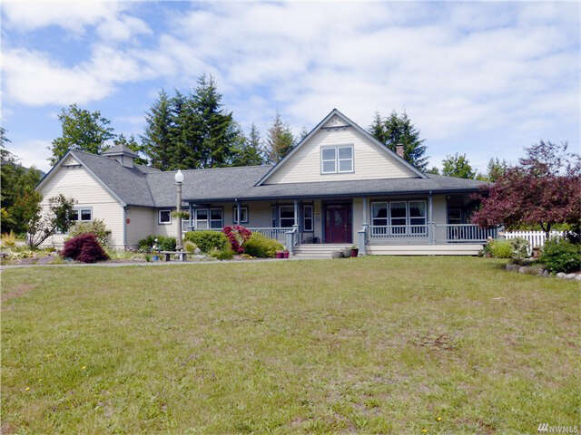 Single Family for Sale at 275 Black Hawk Lp Port Angeles, Washington 98362 United States