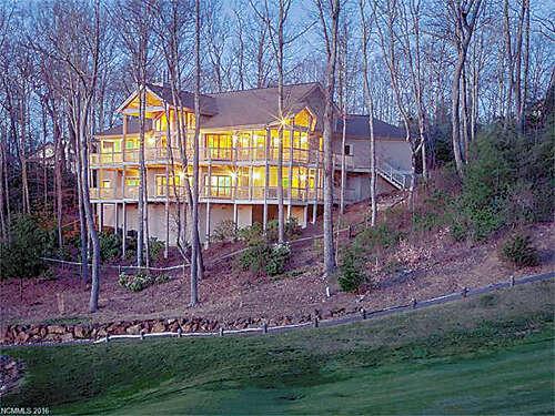 Single Family for Sale at 7 Austin Mountain Drive Burnsville, North Carolina 28714 United States