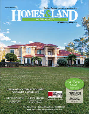 HOMES & LAND Magazine Cover. Vol. 45, Issue 01, Page 2.