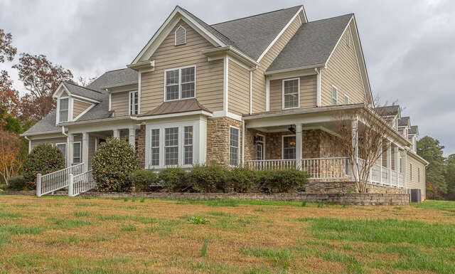 Single Family for Sale at 1876 Glass Mill Road Chickamauga, Georgia 30707 United States