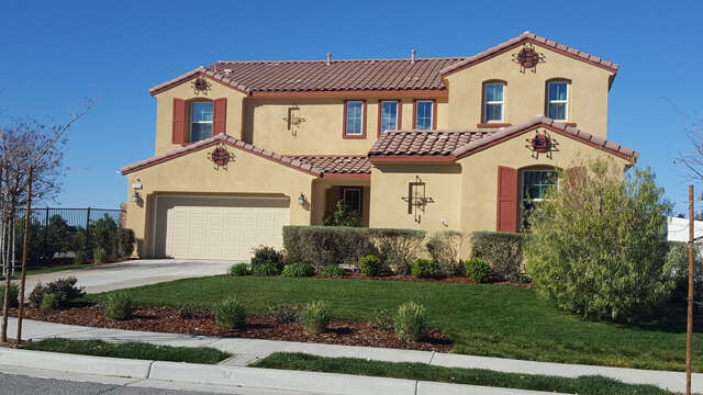 Single Family for Sale at 1515 Patterson Ranch Rd. Redlands, California 92374 United States