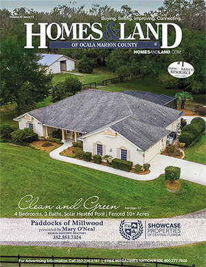 Homes & Land of Ocala Marion County