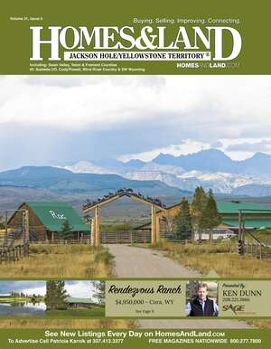 Homes & Land of Jackson Hole/Yellowstone Territory