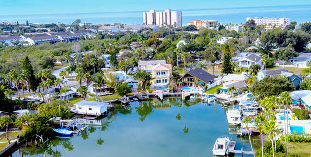 Single Family for Sale at 1009 Bay Pine Blvd Indian Rocks Beach, Florida 33785 United States