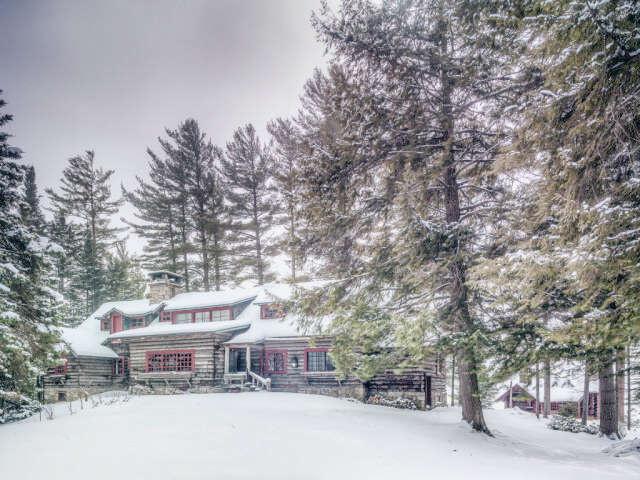 Single Family for Sale at 1811 Sagamore Road Raquette Lake, New York 13436 United States