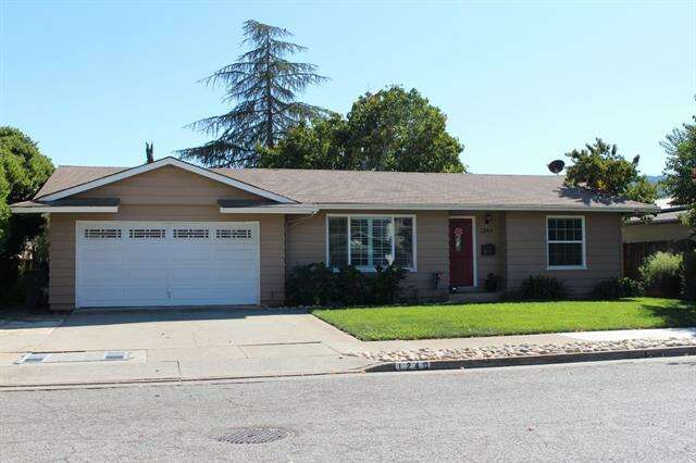Single Family for Sale at 1240 Pappani Drive Gilroy, California 95020 United States