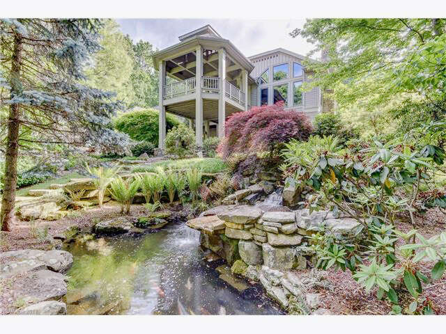 Single Family for Sale at 104 Woodglen Court Flat Rock, North Carolina 28731 United States