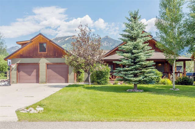 Single Family for Sale at 151 Limber Pine Big Sky, Montana 59716 United States