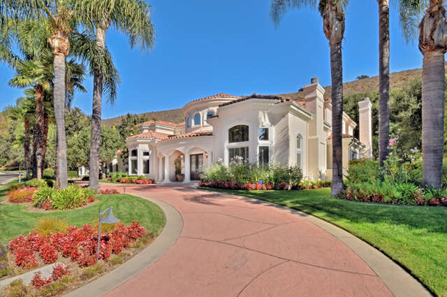 Single Family for Sale at 518 Lakeview Canyon Road Thousand Oaks, California 91362 United States