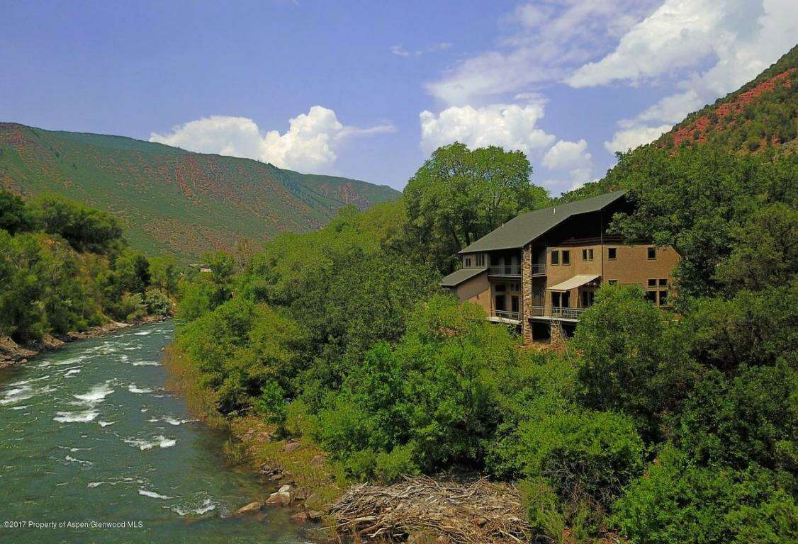 Single Family for Sale at 1601 County Road 154 Glenwood Springs, Colorado 81601 United States