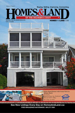 Homes & Land Digest of the Delmarva Coast
