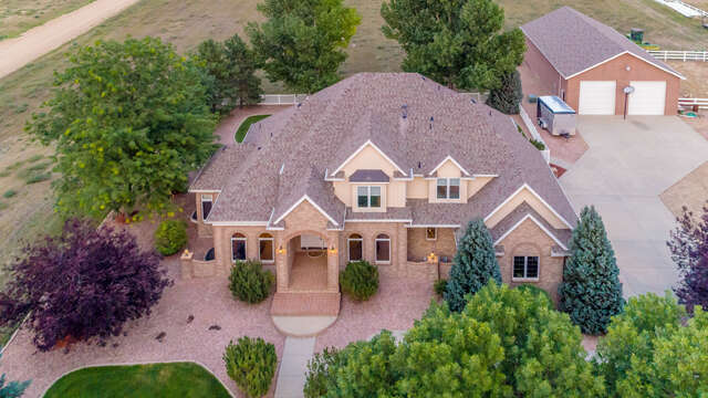 Single Family for Sale at 17900 County Road 5 Berthoud, Colorado 80513 United States