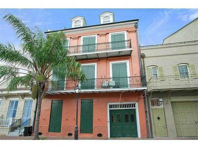 Multi Family for Sale at 927 Toulouse St New Orleans, Louisiana 70116 United States