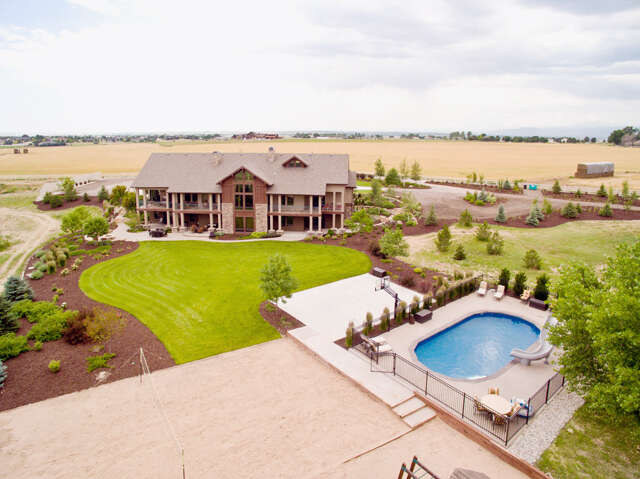 Single Family for Sale at 8236 County Road 74 Windsor, Colorado 80550 United States