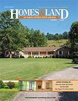 HOMES & LAND Magazine Cover. Vol. 35, Issue 12, Page 8.