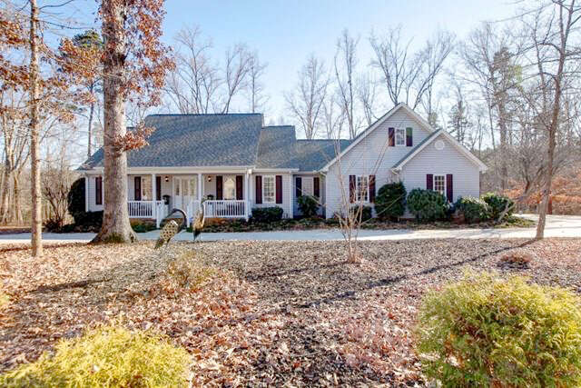 Single Family for Sale at 366 Ridge Drive Clarksville, Virginia 23927 United States