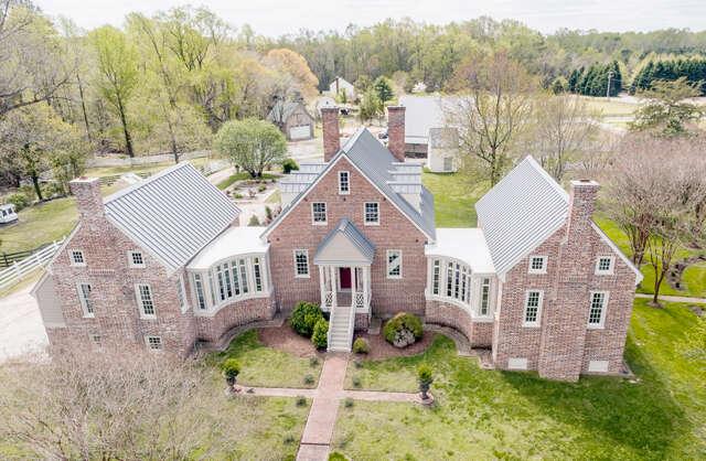 Single Family for Sale at 15400 Mokete Trail Smithfield, Virginia 23430 United States