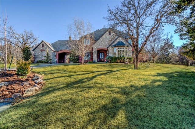 Single Family for Sale at 6516 Hackberry Trail Edmond, Oklahoma 73034 United States