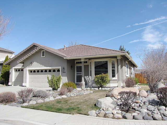 Single Family for Sale at 4355 Castlewood Court Reno, Nevada 89509 United States
