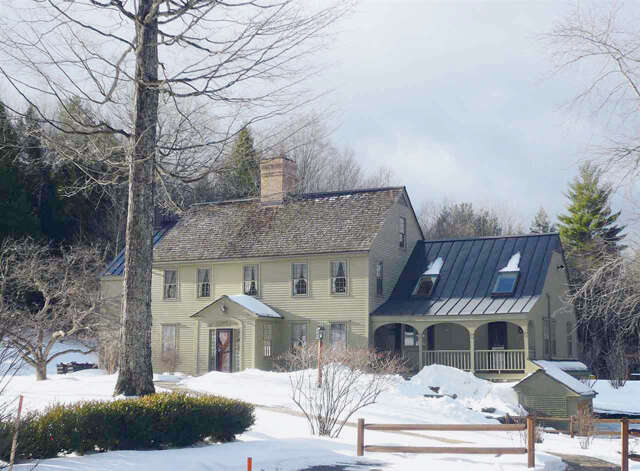 Single Family for Sale at 390 Pleasant Valley Road Brattleboro, Vermont 05301 United States