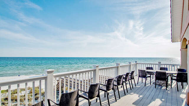 Single Family for Sale at 21625 Front Beach Road #a&B Panama City Beach, Florida 32413 United States
