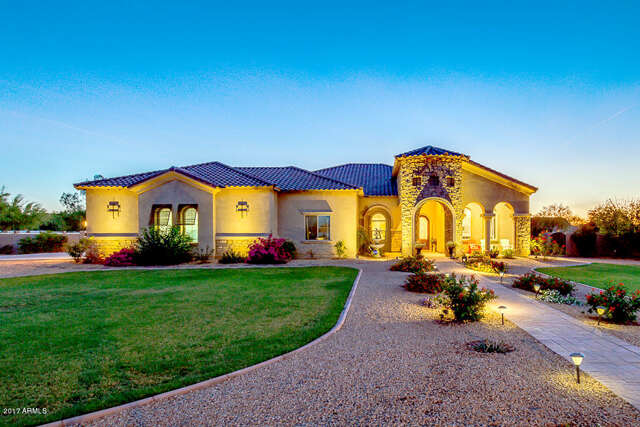 Single Family for Sale at 24794 S 195th Street Queen Creek, Arizona 85142 United States