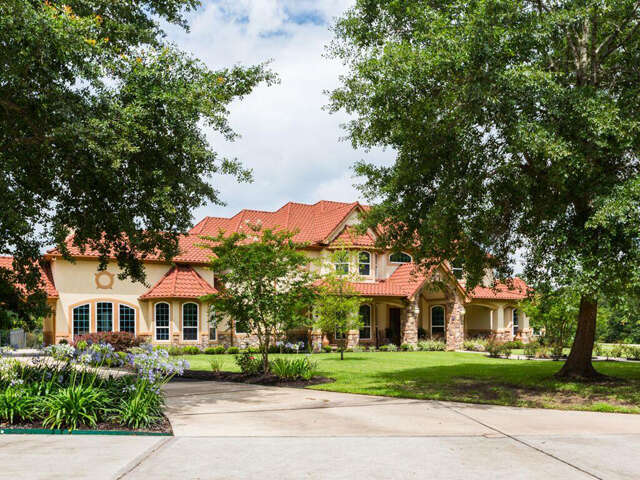 Single Family for Sale at 28803 Dobbin Huffsmith Road Magnolia, Texas 77354 United States