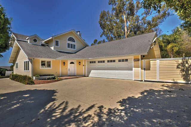 Single Family for Sale at 2311 Finney St Summerland, California 93067 United States
