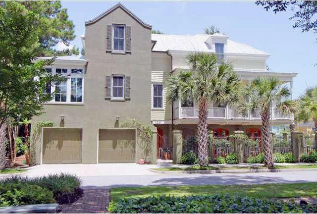 Single Family for Sale at 122 Ionsborough Street Mount Pleasant, South Carolina 29464 United States