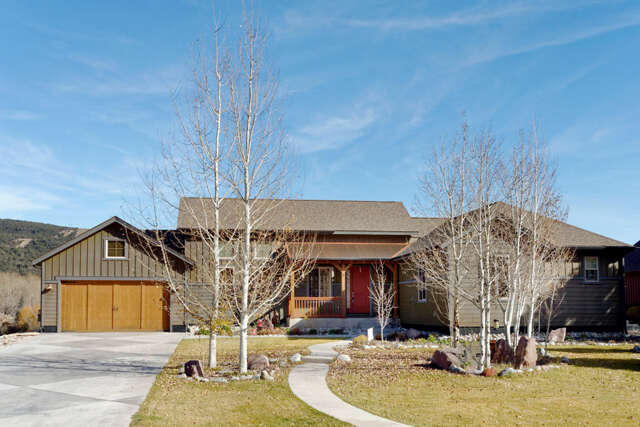 Single Family for Sale at 934 River Bend Way Glenwood Springs, Colorado 81601 United States