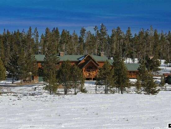 Single Family for Sale at 12 Spruce Rd. Dubois, Wyoming 82513 United States