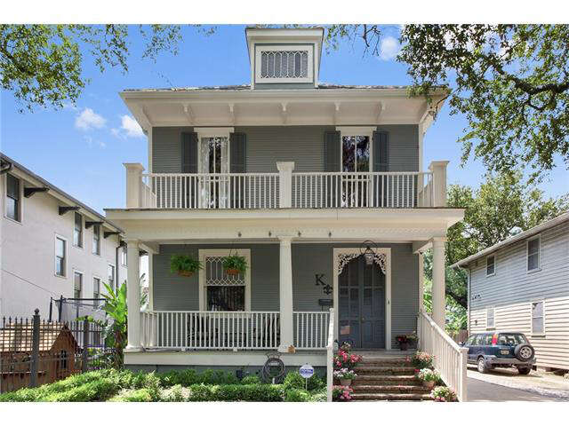 Single Family for Sale at 2708 S Carrollton Ave New Orleans, Louisiana 70118 United States