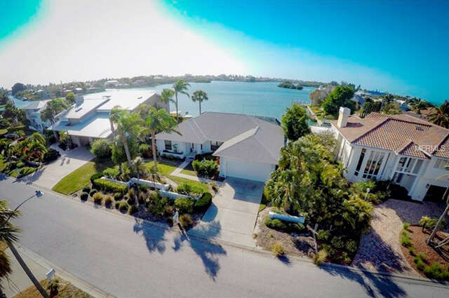 Single Family for Sale at 615 N Point Drive Holmes Beach, Florida 34217 United States