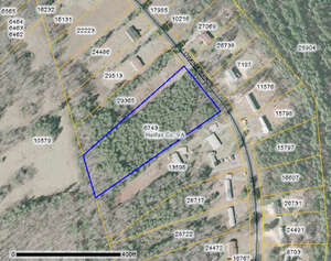 Land for Sale, ListingId:37296356, location: 2.3 Ac Lower Liberty Road Nathalie 24577