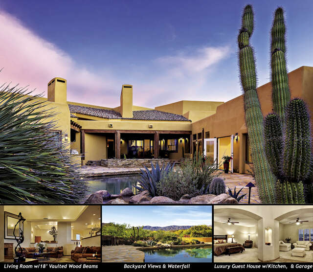 Featured Property in SCOTTSDALE, AZ,