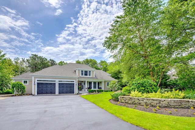 Single Family for Sale at 4 Indian Summer Lane Sandwich, Massachusetts 02563 United States