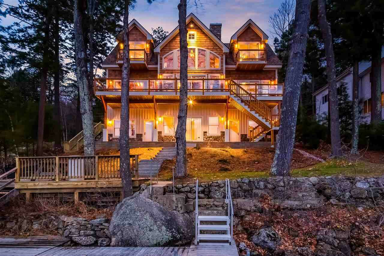 Single Family for Sale at 61 Pinnacle Park Road Meredith, New Hampshire 03253 United States