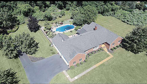 Single Family for Sale at 16 Shawnee Court Colts Neck, New Jersey 07722 United States