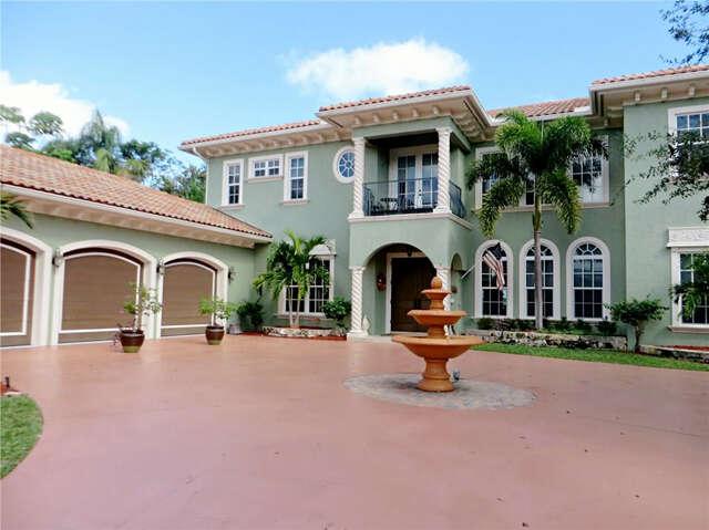 Single Family for Sale at 1625 SE Saint Lucie Blvd Stuart, Florida 34996 United States
