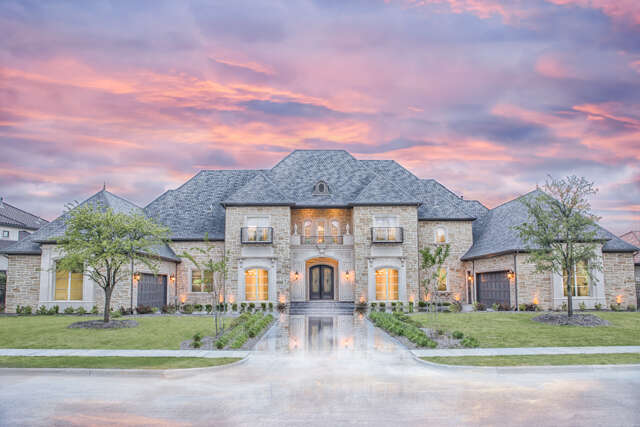 Single Family for Sale at 412 Lakeway Drive Allen, Texas 75013 United States