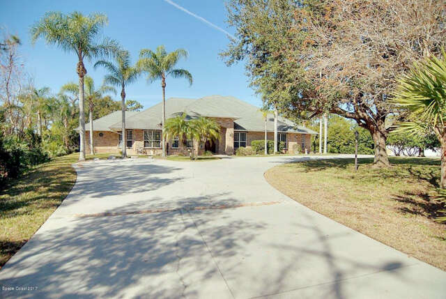 Single Family for Sale at 4230 Windover Way Melbourne, Florida 32934 United States