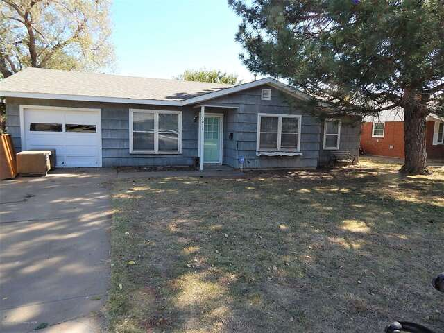 Real Estate for Sale, ListingId:67407221, location: 5011 LEIGH AVE Amarillo 79110