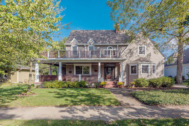 Single Family for Sale at 501 Bryant Ave. Glen Ellyn, Illinois 60137 United States