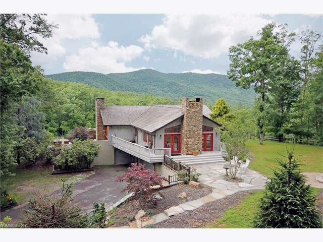 Single Family for Sale at 373 Sugar Hollow Road Fairview, North Carolina 28730 United States