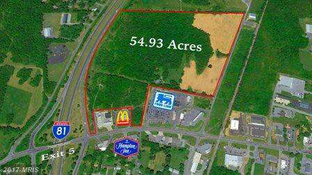 Land for Sale at Off Rt 51 Inwood, 25428 United States