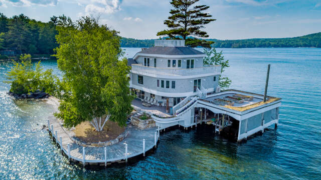 Single Family for Sale at 1 Welcome Island Meredith, New Hampshire 03253 United States